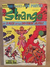 STRANGE - Album 66 : T200 / T201 / T202