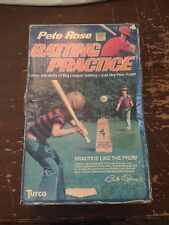 Vintage 1978 Pete Rose Batting Practice Complete with Original Box