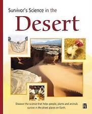 In the Desert (Survivor's Science), Riley, Peter, Excellent Book