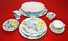 Fortebraccio Ceramiche Italy Bouquet - 51 Piece Collection - MINT