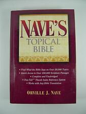 Nave's Topical Bible Supervalue Reference Promotional Superset