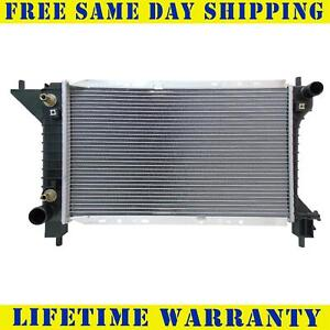 Radiator For 1996 Ford Mustang 4.6L V8 Fast Free Shipping