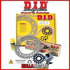 37A120 KIT TRASMISSIONE DID GP SUZUKI GSF 600 Bandit, S Bandit ( Ratio - 3 ) 200