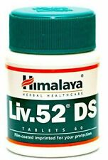 10X Himalaya Herbal Liv 52 DS 60 tablet