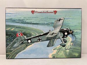 Classic Airframes Model Plane ARADO Ar 68 E/F 1/48 JC # 450