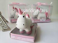 12 Unicorn Baby Shower Birthday Party Decoration Girl Party Favors Keepsake Gift