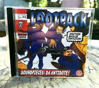 Lootpack- Soundpieces: Da Antidote! CD 1999 Stones Throw Records STH2019  Madlib