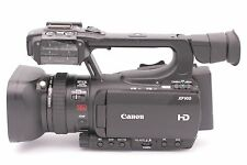Canon XF100 Professional HD Camcorder Video Camera - Black