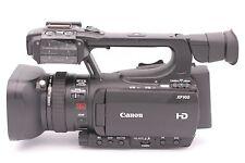 Canon XF100 Professional HD Camcorder Video Camera - Black
