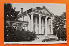 Lettland Latvija AK Mitau Jelgava 1910-25 Villa Medem Architektur Gebäude Säulen