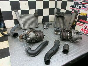 06 2006 porsche cayenne turbo s intercooler turbo turbos pipe piping 550hp modal