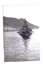 Original Imperial War Museum Photo NAVY SHIP vintage military photograph #8952