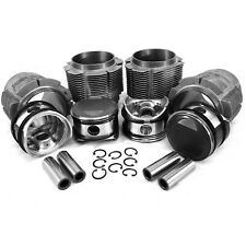 86mm Porsche 356C/912 Big Bore Piston & Aluminum Cylinder Kit