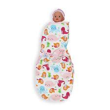 100% Algodón Suave Bebé Niño Envuelto Blankt para Dormir Saco para 0-6 Meses 5