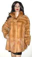 Wiesel Nerzmantel, 42/44, Pelzmantel, Wiesel Nerzjacke, Weasel Coat,Fur Jacket
