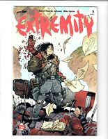 EXTREMITY #1 MAR 2017 IMAGE COMIC.#105097D*8