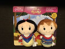 D23 Expo 2017 Hallmark Snow White & Prince Charming Itty Bitty, LE IN HAND