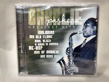 Charlie Parker Greatest Hits UK Import NEW 2001 Musicbank                 cd6388