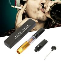 Portable Cigarette Filter Holder Washable Healthy Filter Mouthpiece Reduce Tar