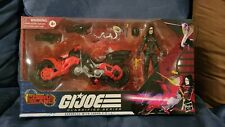 GI Joe Classified Cobra Island Baroness with COIL Target Exclusive