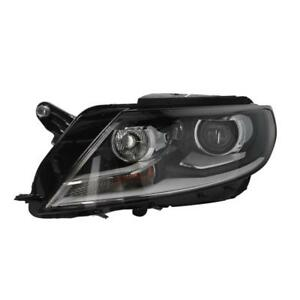 HEADLIGHT FRONT LEFT LAMP MAGNETI MARELLI 711307024164