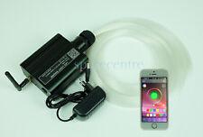 Star Ceiling Fiber Optic Light Kit App Control Bluetooth Starry Sky Night Lamp