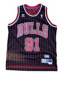 adidas Dennis Rodman NBA Jerseys for sale | eBay