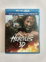 Hercules (Blu-ray 3D/Blu-ray/DVD, 2014)