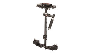 Flowcam HD 2000 Handheld Camera Stabilizer Steadicam Steadycam DSLR Video QR