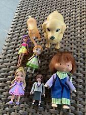 Mixed lot girls strawberry shortcake Barbie frozen Playmobil B