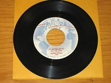 "ROCKABILLY 45 RPM - BARBARA PITTMAN - PHILLIPS 3518 - ""I'M GETTING BETTER..."""