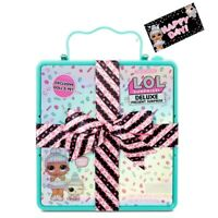 🎁 LOL Surprise DELUXE PRESENT SORPRESA  BAMBOLA SPRINKLES + PET 🎁 DOLL OMG 5G