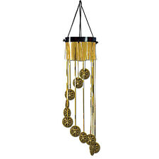 Pirate SHIMMERING Gold SPIRAL Hanging PARTY DECORATION Indiana Jones EXPLORER