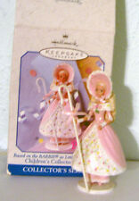 "4.5"" HALLMARK CHRISTMAS ORNAMENT 1998 BARBIE LITTLE BO PEEP CHILDREN'S SERIES"