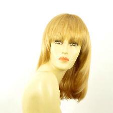 Perruque femme mi-longue blond clair doré BABETTE LG26