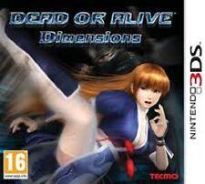 DEAD OR ALIVE GAME GIOCO NINTENDO DS NUOVO SIGILLATO 3DS