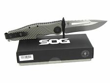 SOG Quake IM1001-BX VG-10 Folder Knife