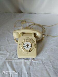 TÉLÉPHONE VINTAGE SOCOTEL IVOIRE