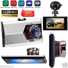 "3"" Night Vision HD 1080P G-sensor Car DVR Vehicle Camera Video Recorder Dash Cam"