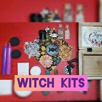 Witchcraft Travel Altar/Witch Kit/Witchcraft/Moon Goddess/ Wiccan/Pagan