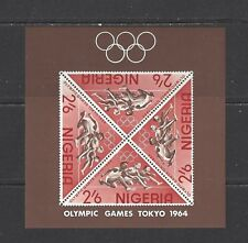 NIGERIA - 168a - MNH - IMPERF - 1964 - TOKYO OLYMPICS