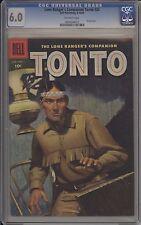 Lone Ranger's Companion, Tonto #24 - CGC 6.0 - 0604294013