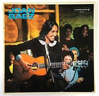 "LP Vinyl 12"" 1960 Joan Baez VG+ Germany VANGUARD VSD 8001 516BA"