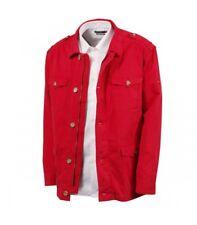 Veste XL Eden park Dublin Rouge Valeur neuve 295€ jamais porté mais une tache