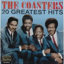 The Coasters - 20 Greatest Hits [New CD]