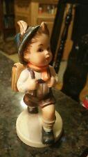 """Goebel Hummel """"School Boy"""" Figurine ~ #82/0 ~ Tmk-3"""