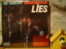 KNICKERBOCKERS Lies LP/1966 US/Garage Rock/MONO MIX!/Beatles/Kinks/NEW!