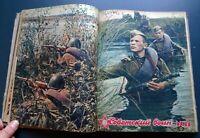 1953 Soviet Warrior Digest Set of 8 (9-16) Russian USSR Vintage Magazines Rare