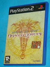 Breath of Fire 5 V - Dragon Quarter - Sony Playstation 2 PS2 - PAL Ita Spa