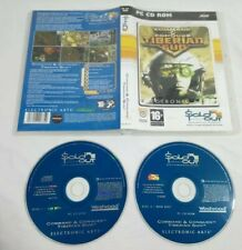 COMMAND AND CONQUER: TIBERIAN SUN PC CD-ROM - VERY GOOD CONDITION